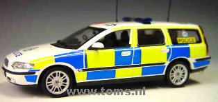Volvo V70. Model van Minichamps