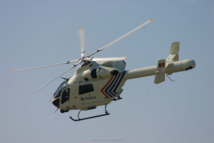 MD-900 helicopter. Foto: Internet 2008.