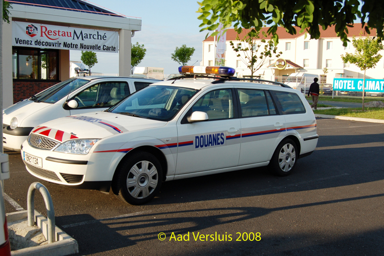 Ford Mondeo - Chateauroux. Foto: A. Versluis