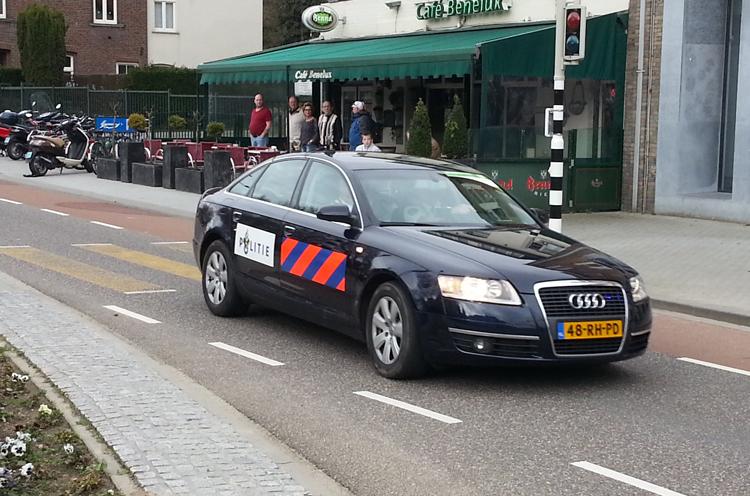 Nationale Politie Voertuigen